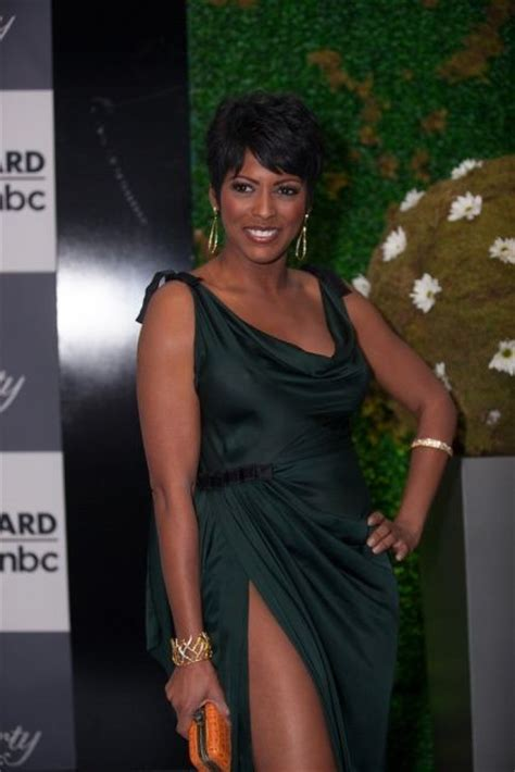 tamara hall msnbc married tamron hall fine over forty pinterest dark