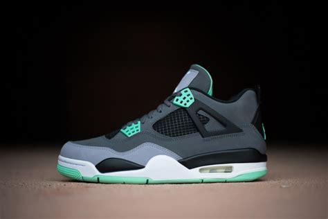 air jordan  green glow disponible sneakersfr