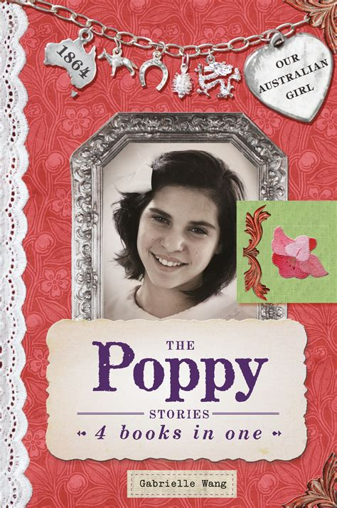 in our stories books our australian the poppy stories by gabrielle wang