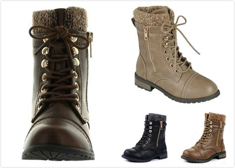 new military boot styles whats new in combat boots brand new kids girl s fashion military lace up ankle cuff