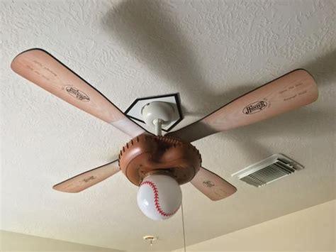 baseball themed ceiling fan best 25 baseball ceiling fan ideas on pinterest kids