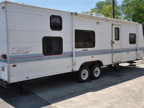 Travel Trailer Furniture by Absolute Auction 1998 Prowler Travel Trailer Furniture
