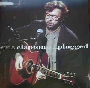 Eric Clapton Unplugged Vinyl Record - eric clapton unplugged vinyl lp album at discogs