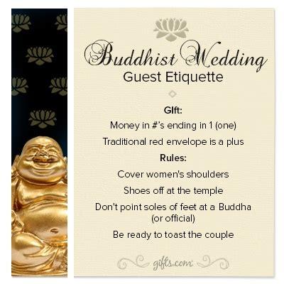 Zen Wedding Blessing by Buddhist Wedding Guest Etiquette If You Re Attending A