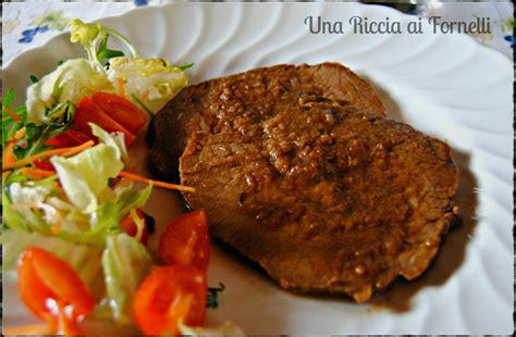 una riccia in cucina arrosto di girello ricetta classica una riccia ai fornelli