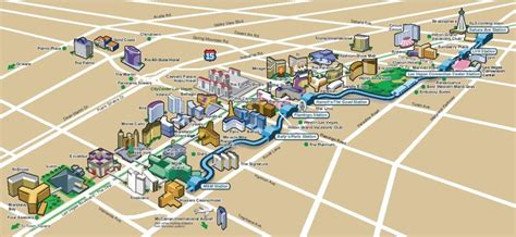 vegas monorail map image gallery las vegas monorail map