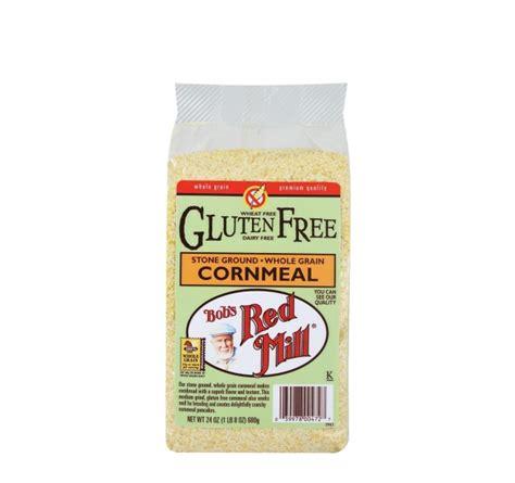 whole grain yellow corn gluten free gluten free medium cornmeal bob s mill foods