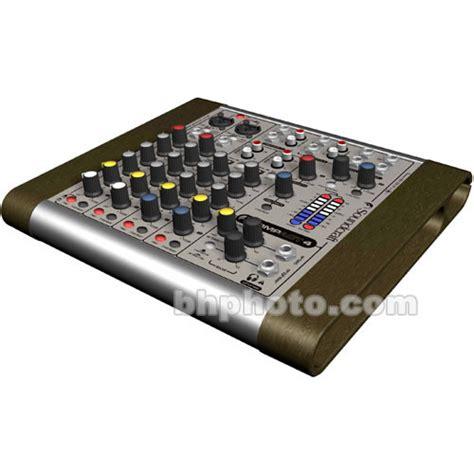 Mixer Audio Soundcraft soundcraft compact 4 channel desktop recording mixer rw5677us