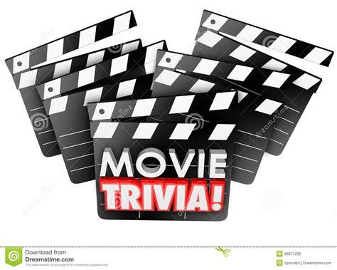 Film Quiz Images | movie trivia clip art cliparts