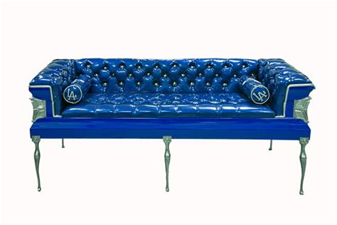 Coffin Couches by Creepy Decor Coffin Creepy La The Los Angeles