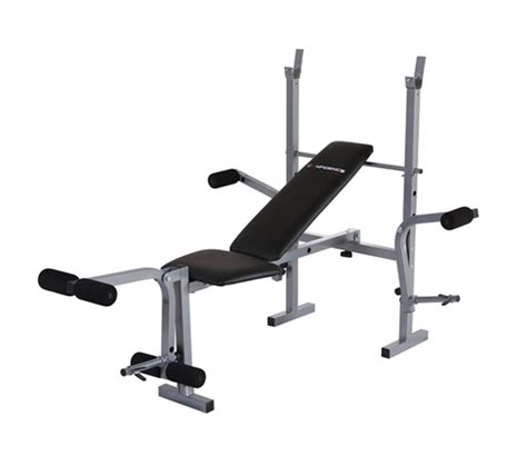 confidence fitness home multi use weight bench the