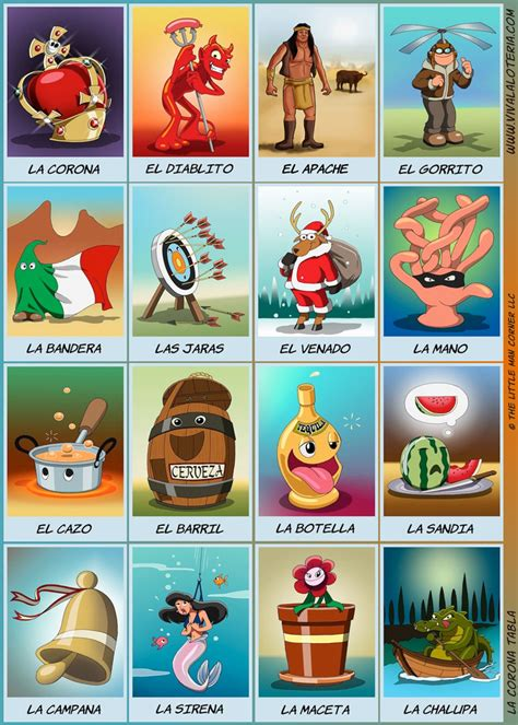 Mexican Chalupa Card Template by Loteria Now Clipart