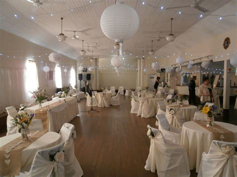 hall decoration ideas toowoomba hire event illusions bridal expo highfields