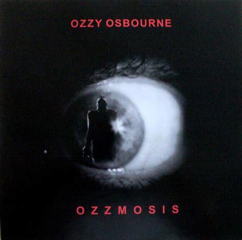 Cd Ozzy Osbourne Ozzmosis ozzy osbourne ozzmosis vinyl lp at discogs