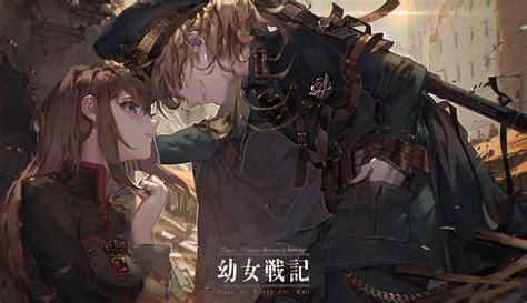 the saga of the evil vol 1 light novel deus lo vult books youjo senki hd fondo de pantalla and fondo de