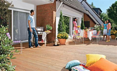 balkon len solar terrassendielen verlegen holzterrasse selbst de