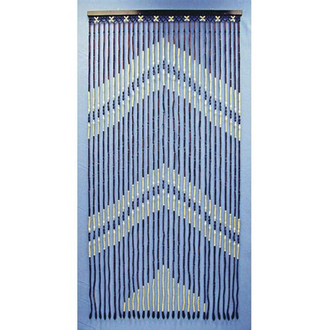 gateways beaded door curtains gateways apex pattern wood beaded door curtain glow