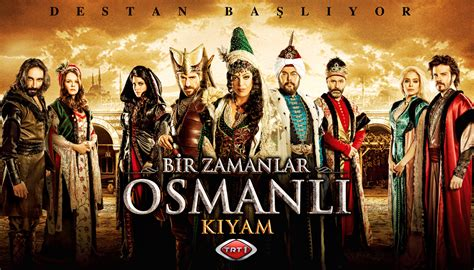 ottoman empire series ottomon empire rebellion bir zamanlar osmanli kiyam