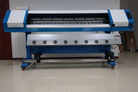 printable vinyl machine 1 8m printing machine for car sticker die cutting