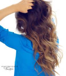 what color is your hair dying my hair to caramel brown color at home with ombre