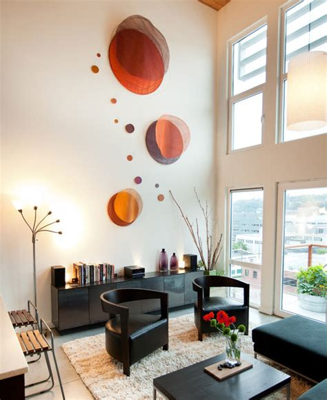 diy living room wall decorating ideas style the 35 creative diy wall art ideas for your home