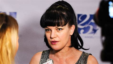 Shoptalk Podcast Pauley Perrette Ncis A Who Knows Way Around A Salvation Army by Ncis Pauley Perrette Reveals She Was In High
