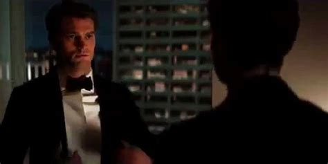 fifty shades darker film jamie dornan jamie dornan suits up in fifty shades darker teaser trailer