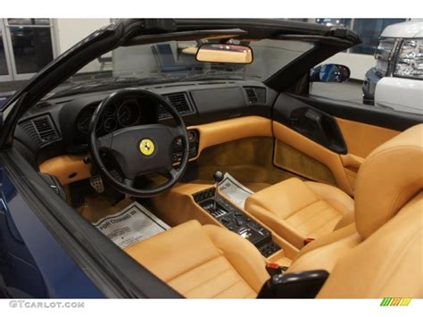 f355 interior interior 1995 f355 spider photo 51299506