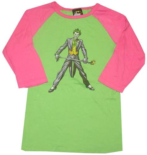 Attack On Titan 10 Raglan joker raglan baby
