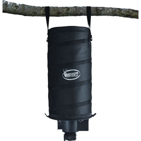Deer Feeder Timers Academy American Portable 80 Lb Feeder Bag With Digital