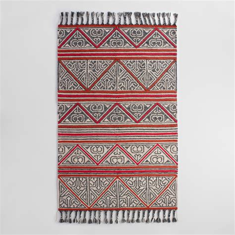 outdoor kilim rug kilim indoor outdoor omari area rug world market