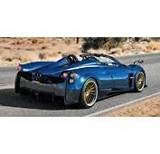The New Pagani Huayra Roadster Supercar  Exotic Car List