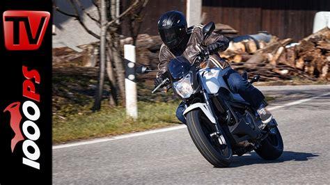 Motorrad Mieten A2 by Video 2015 Honda Nc750s Test A2 48ps Einsteiger
