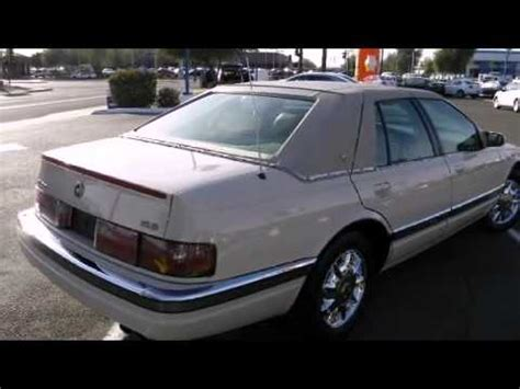 how to learn about cars 1996 cadillac seville seat position control 1996 cadillac seville sls in phoenix az 85023 youtube