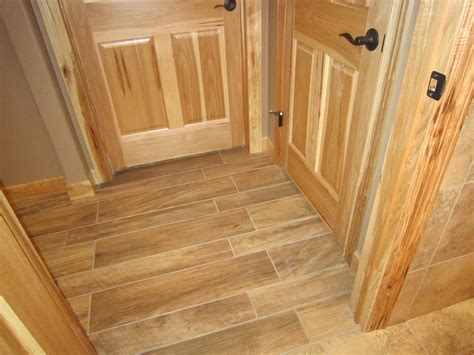 wood like tile flooring porcelain wood tile looks like wood and lasts like tile