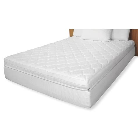 pillow top 12 inch full size memory foam mattress