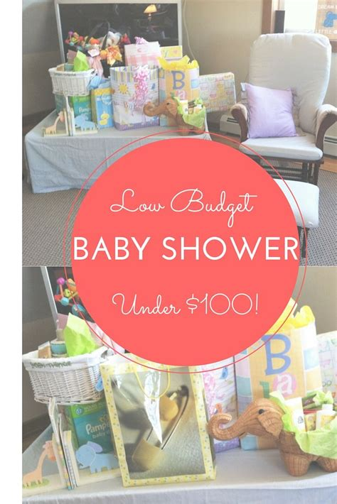 How To Host A Baby Shower by Low Budget Baby Shower How To Host A Gorgeously Frugal