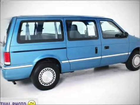 1993 plymouth voyager 1993 plymouth grand voyager san jose ca