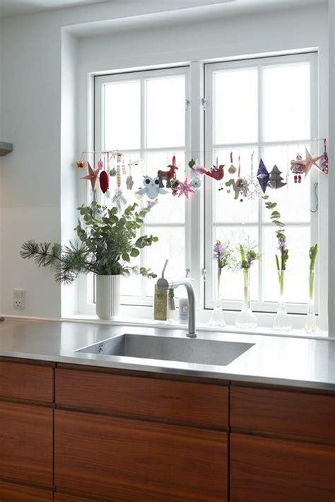 Fensterdekoration Weihnachten Ideen by Kreative Ideen F 252 R Eine Festliche Fensterdeko Zu Weihnachten