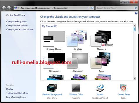 slideshow themes windows cara membuat slide show themes windows 7 dengan gambar sendiri