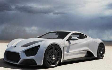 The top 5 supercars packing more than 1,000 horses