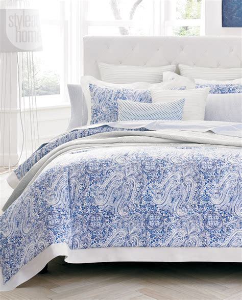 Periwinkle Comforter by Style At Home 2014 Collection Style At Home