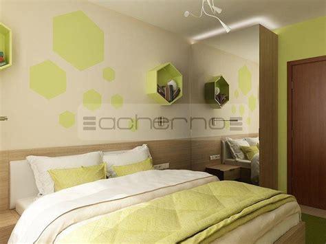 raumgestaltung ideen schlafzimmer acherno kraftvolle kombinationen farben und formen