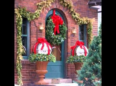 easy homemade outdoor christmas decorations easy diy outdoor decorations ideas