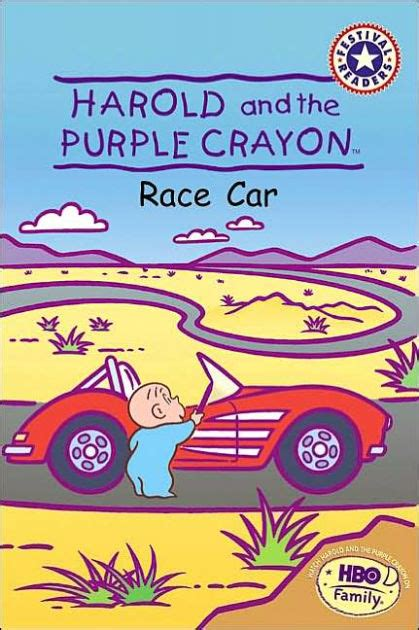 libro harold and the purple harold and the purple crayon race car by liza baker kevin murawski paperback barnes noble 174