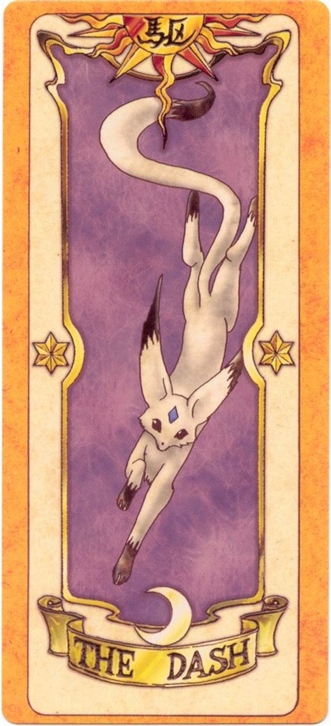 clow cards template card captor the clow cards