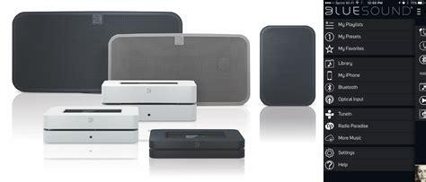 bluesound gen  wireless multi room  system review
