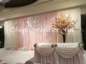 backdrop decorations the gallery for gt western wedding reception stage decoration