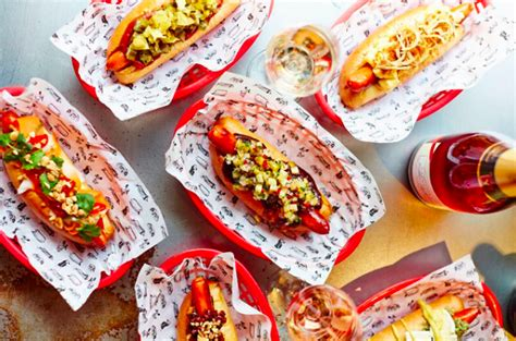 Nye Catering by Bubbledogs Pit Stop For Nye Hospitality Catering News