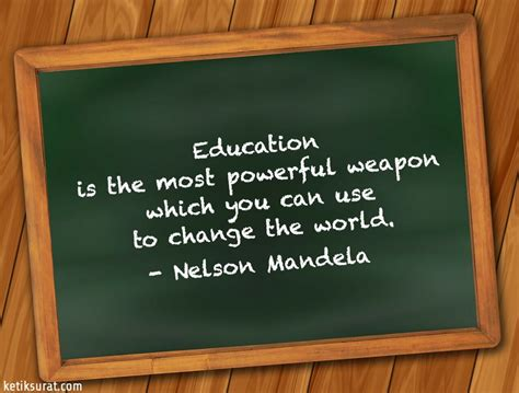 quotes bahasa inggris  education  artinya